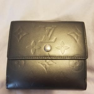 Authentic! Louis Vuitton Womens Wallet.
